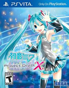 Amazon México: Project Diva X para PSV en $393.83
