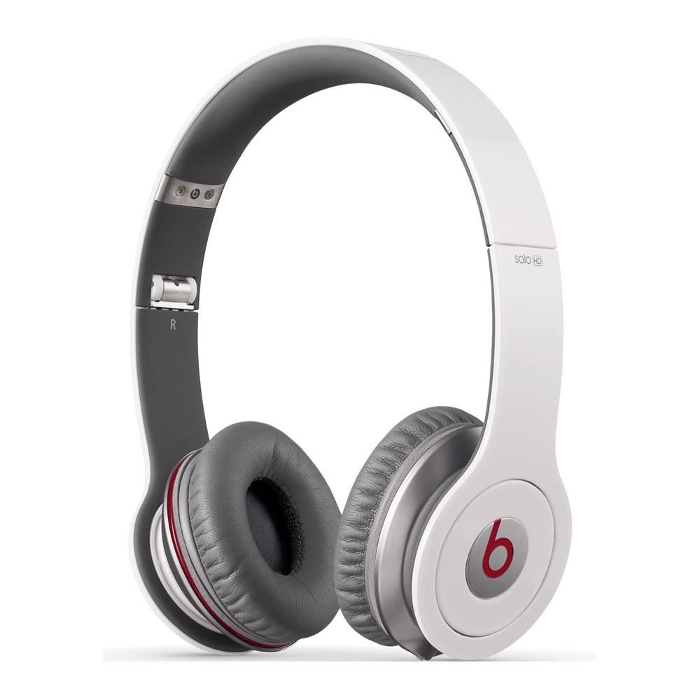 Walmart adelantos el buen fin: Beats by Dr. Dre Solo HD Blancos $1,690