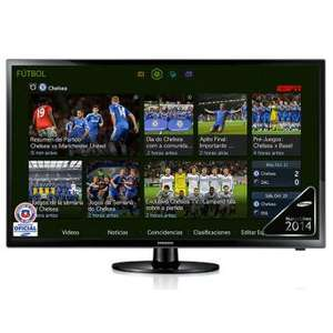 Linio: Televisión Samsung UN32H4303 LED Smart TV HD 32'' $3,442
