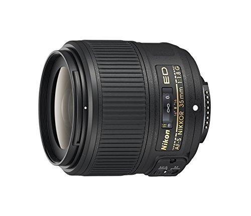 Amazon: Lente Nikon AF-S FX NIKKOR 35mm f/1:1.8G a mitad de precio
