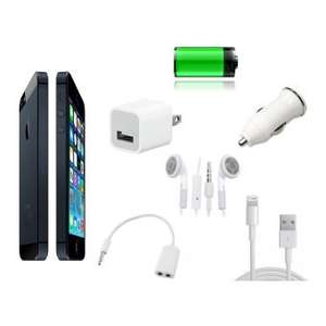 Linio: Kit iphone 5 $125