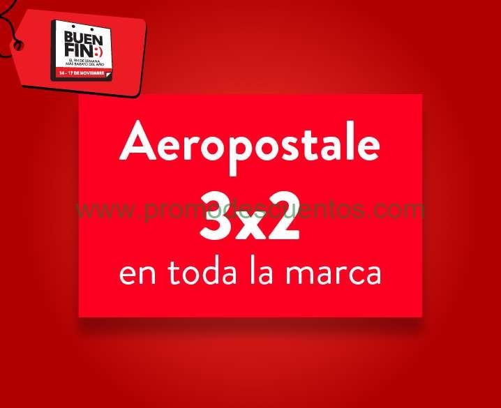 Ofertas del Buen Fin 2014 en Aéropostale