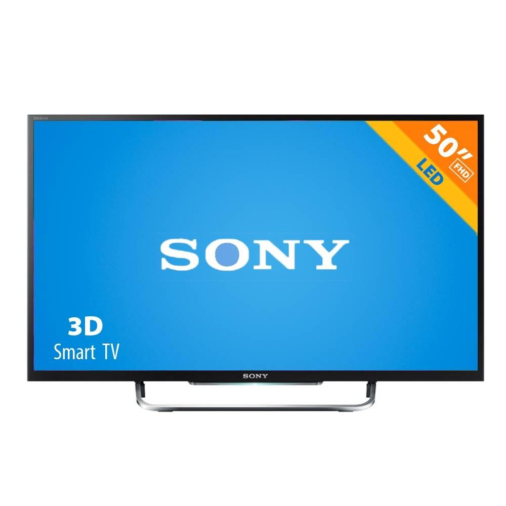 Walmart adelantos El Buen Fin: Television SONY SMART 3D de 50' KDL-50W800B $13,890