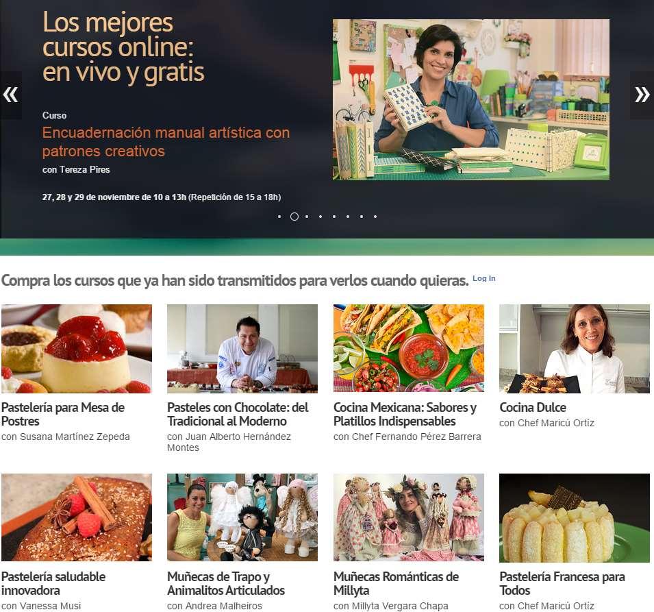 Eduk: cursos online gratis (cocina, fotografía y más)