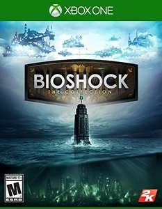 Amazon: Bioshock Collection para PS4 y ONE en $362.48