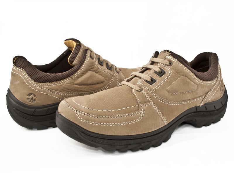 Coppel: zapato Agujeta Casual Flexi Beige