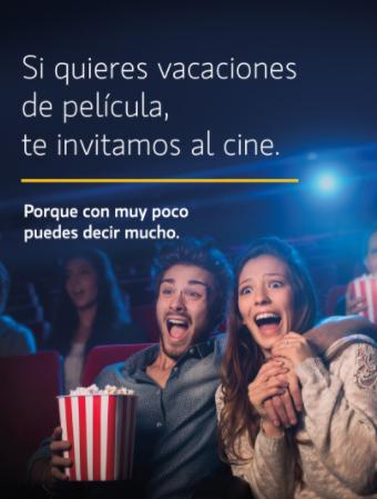 Verano Unefon: Dos boletos de cine gratis al recargar $200