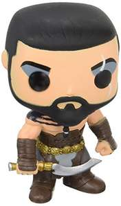 Amazon: Funkos Game Of Thrones, Khal Drogo y Tyrion Lannister