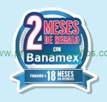 Ofertas del Buen Fin 2014 con Banamex: 18 meses sin intereses + 2 meses de bonificación