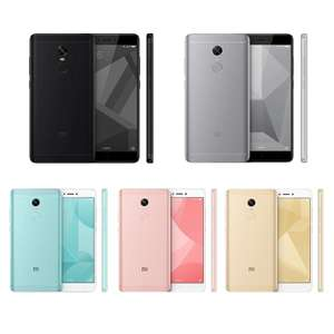 AliExpress: Xiaomi Redmi note 4x 3 ram y 32 GB internos