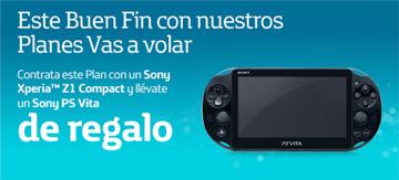 Promociones del Buen Fin en Movistar: 2×1 en recargas, equipos gratis en planes y PS Vita de regalo