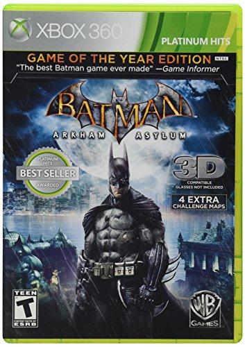 Amazon: Batman Arkham Asylum para Xbox 360 de $299 a $88 pesitos