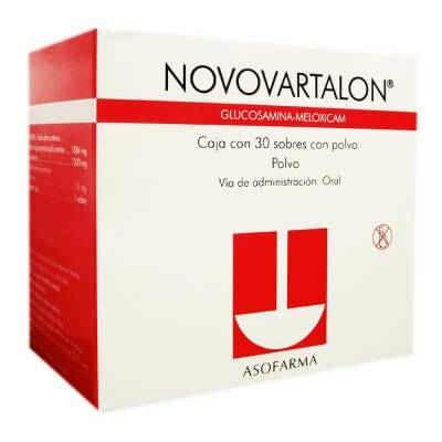 Superama: 3 cajas de Novovartalon a $1,500 con cupón