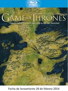 Best Buy: colecciones Game of Thrones, MADMEN o How I met your Mother 1-8 $299