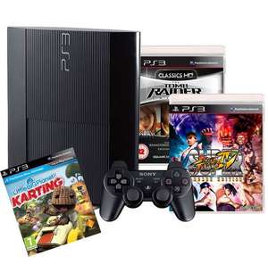 Walmart: PS3 12GB con LBPK, Tomb Raider Trilogy y Super Street Fighter IV $2,990