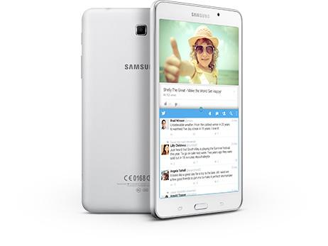 """Linio: Samsung Galaxy Tab 4 de 7"""" reacondicionada $1,998"""