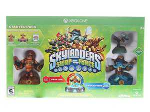 Liverpool: Skylanders Swap Force Starter Pack Xbox One $629