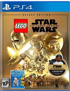 Amazon: Lego Star Wars: Force Awakens para PS4 - Edición Especial