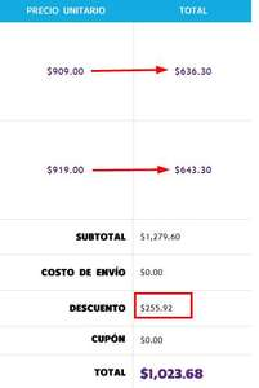 Netshoes: 30% de descuento comprando 2 artículos más 20% de descuento adicional