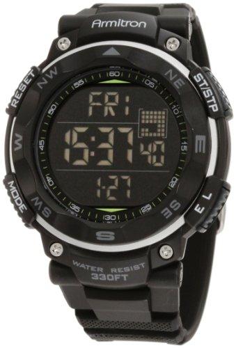 Amazon: Reloj Armitron Pro Sport 408254BLK