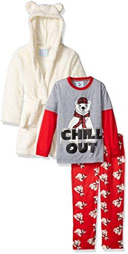 Amazon: pijama para niño 3 piezas desde $125.21