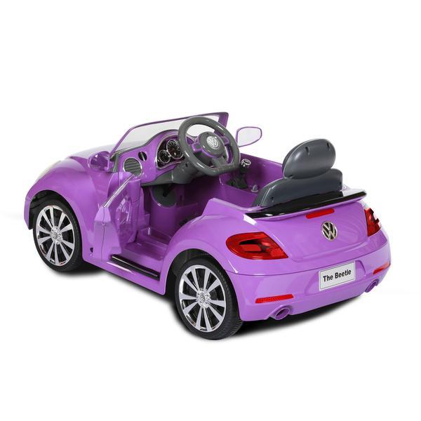 Prinsel: Beetle Eléctrico Violeta
