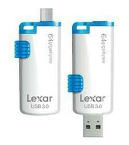 OfficeMax: Memoria USB Lexar 64GB M20