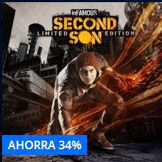 PlayStaton Flash Sale: Infamous Second Son US$39.59