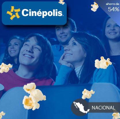 clickOnero: boletos de Cinépolis a $33