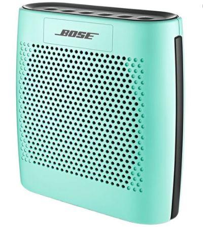 Privalia: Altavoz Bluetooth Bose SoundLink Menta