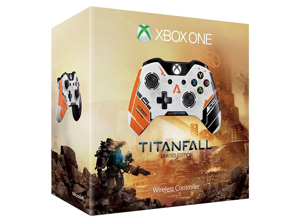 Ofertas del Buen Fin 2014 en Liverpool: Control Inalámbrico Titanfall X-Box One $562