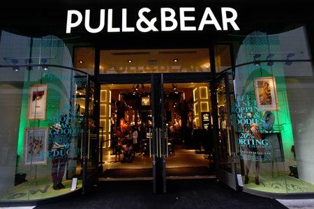 ZARA, Pull & Bear y Bershka online: 15% de descuento y envio gratis en el Buen Fin