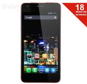 Elektra: Alcatel One Touch Idol Ultra $1,835 y 18 meses sin intereses