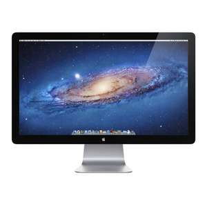 "Walmart:  Monitor 27"" Apple LED Full HD Thunderbolt Display $9,990 ($8,880 con Banamex)"