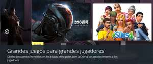 Origin: Player Appreciation Sale (Star Wars Battlefront Ultimate Edition a $90, Fifa 17 a $181, Titanfall 2 a $272, Mass Effect Andromeda a $363 y más)