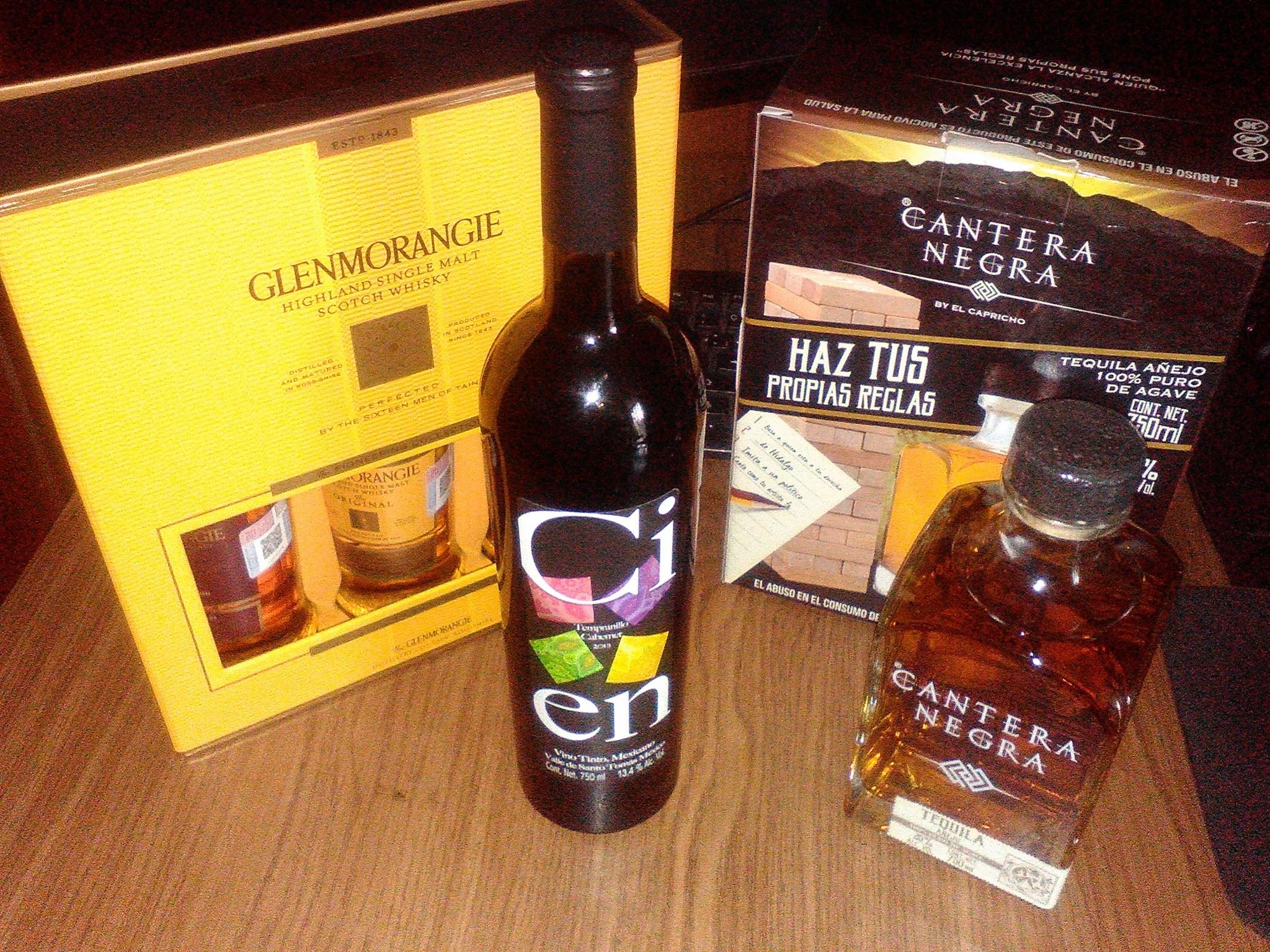 Superama Río Mayo: Whiskey, tequila y vino tinto en liquidación