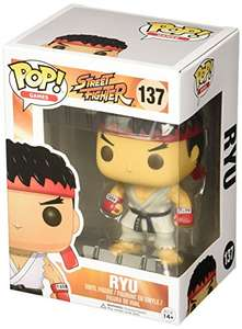Amazon: Funko Pop, Ryu Street Fighter (Prime)