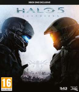 Press Start: Halo 5 Guardians Xbox one (key descarga digital)