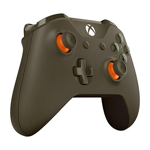 Amazon MX: Control Xbox One S Verde Militar (Prime)