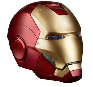 Amazon: Marvel Casco Iron Man