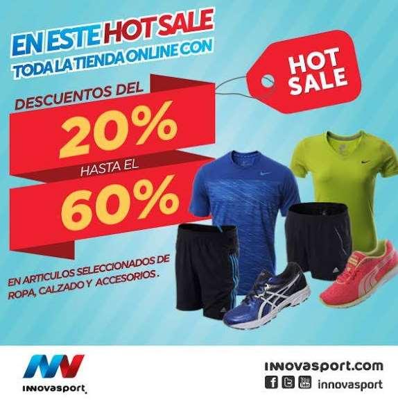 Ofertas Hot Sale México en Innovasport