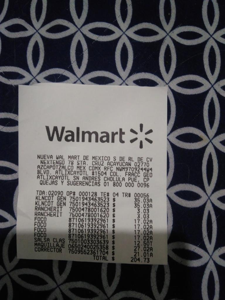 Walmart: Zan Zusi $27.02 y otros artículos