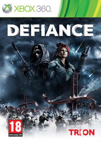 "Xbox Store: GRATIS ""DEFIANCE"" PARA XBOX 360"