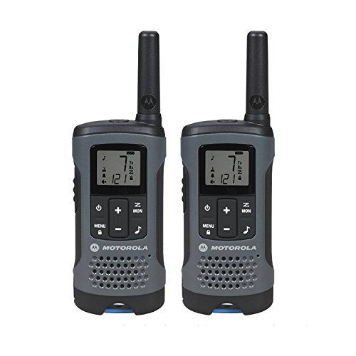 Amazon: Motorola T200 Talkabout Radio, 2 Pack a $695