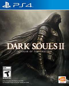 Amazon: Dark Souls II Scholar of the First Sin - PlayStation 4
