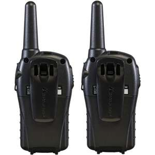 Amazon: Radio de 2 Vías con Kit de Recarga 24 Millas Midland LXT500VP3