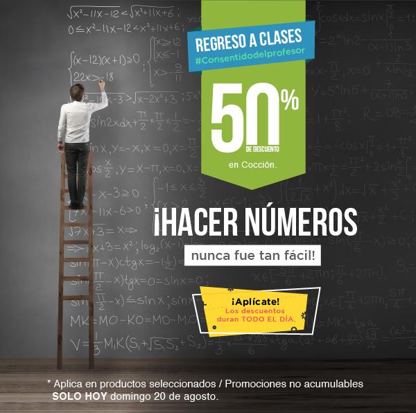Tienda Mabe: hasta 50% Estufas, Microondas, etc.. SOLO HOY!!