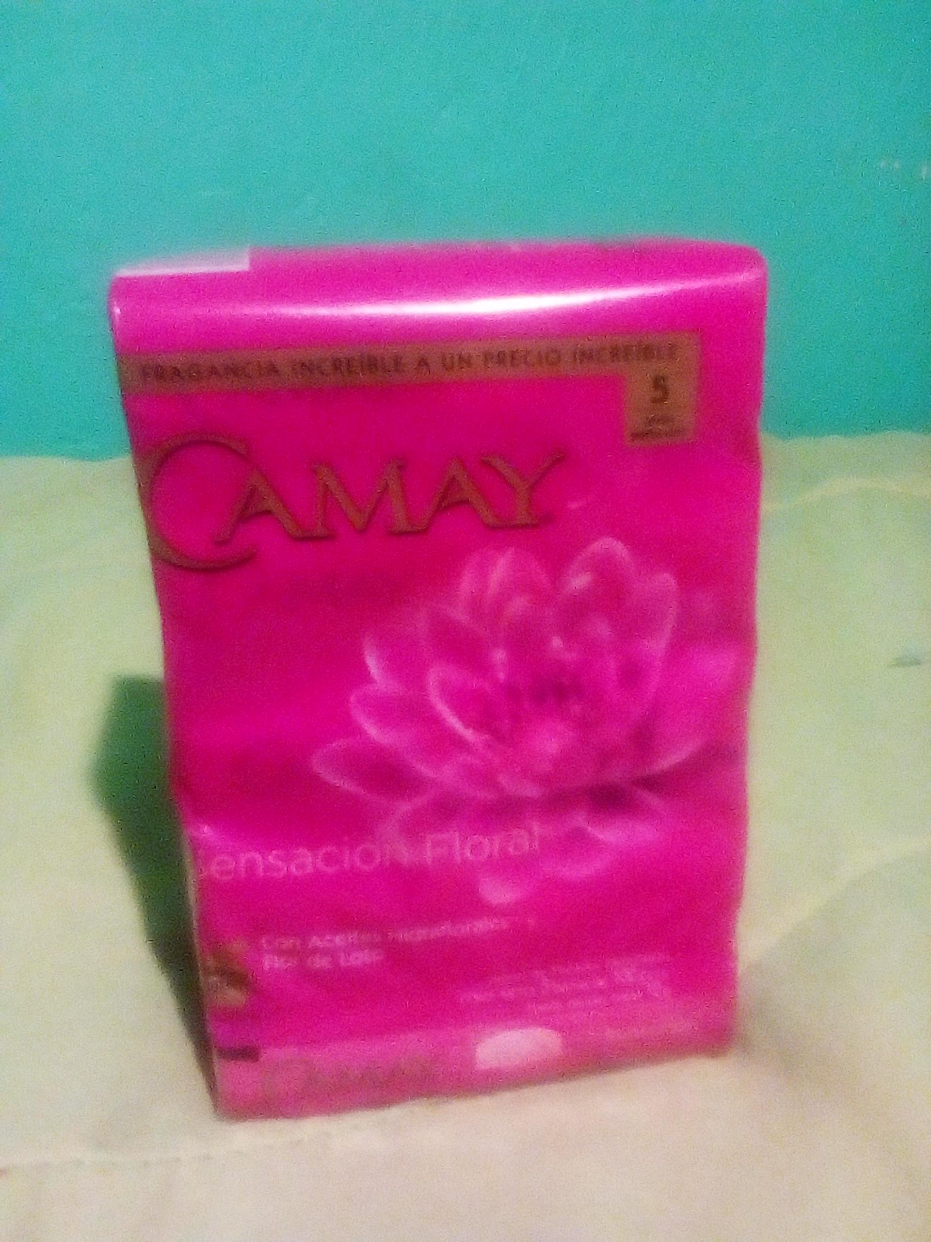 Bodega Aurrerá: jabon camay $7.02