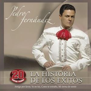 Goolge Play: álbums de Pedro Fernández $10