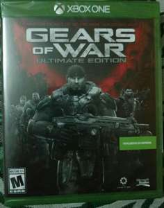 Walmart: Gears of War Ultimate Edition para Xbox One a $123.01